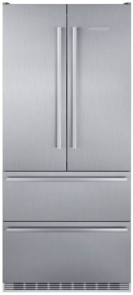 Liebherr 36 Stainless Steel French Door Refrigerator Cs 2082