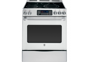 GE Cafe - CS975SDSS - Free Standing Electric Ranges
