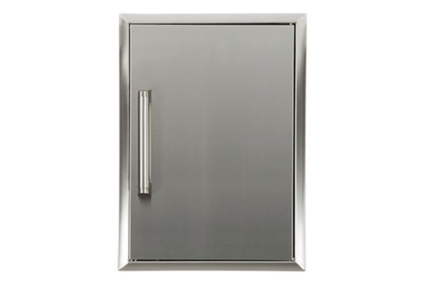 """Large image of Coyote 20"""" x 14"""" Stainless Steel Single Access Door - CSA2014"""