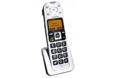 ClearSounds - CS-A400E - Additional Cordless Handsets