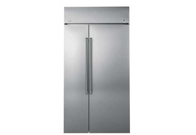GE Cafe - CSB42WSKSS - Built-In Side-by-Side Refrigerators