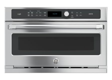 GE Cafe - CSB9120SJSS - Single Wall Ovens