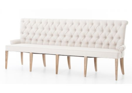 Four Hands Theory Collection Light Sand Banquette - CSD-0042