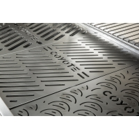 "Coyote Stainless Steel Signature Grates 3-Pack For 34"" & 36"" Grills"
