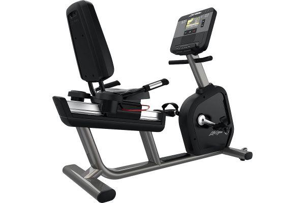 Large image of Life Fitness Club Series + Recumbent Lifecycle Bike - CSLRDX000C01