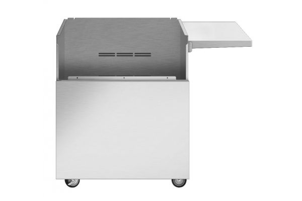 """Large image of DCS 30"""" Stainless Steel CSS Grill Cart - CSS30"""