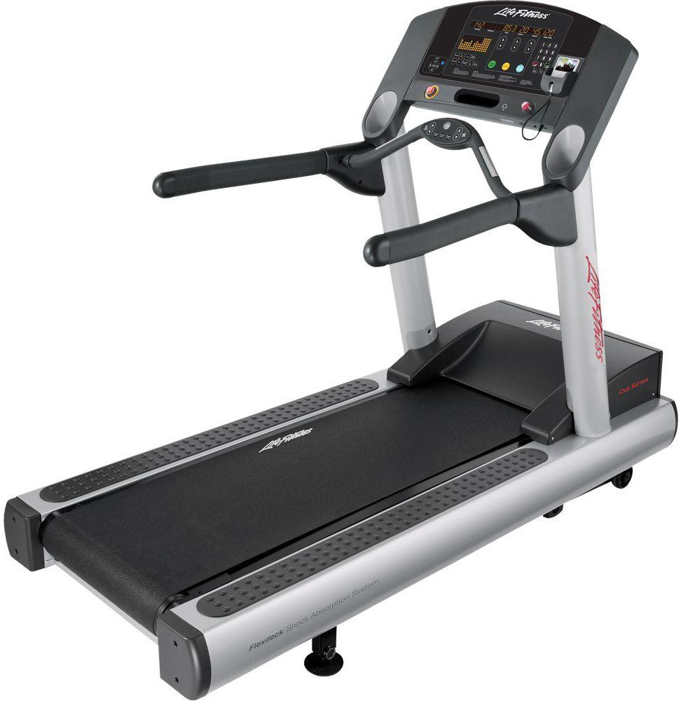 Life Fitness Treadmill Updates: Life Fitness Club Series Treadmill