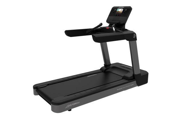 Large image of Life Fitness Club Series Plus Treadmill - CSTDX-0100C