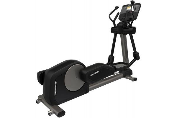Large image of Life Fitness Club Series + Elliptical Cross-Trainer - CSXDX-0000C