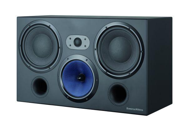 Bowers & Wilkins CT Series CT7.3 LCRS Black 3-Way Speaker (Each) - CT73LCRS
