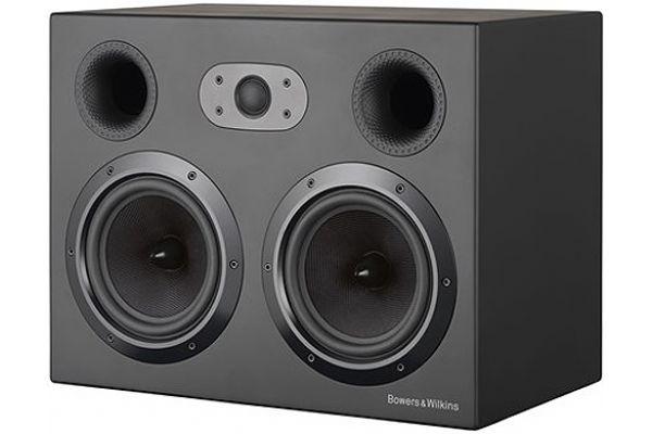 Bowers & Wilkins CT Series Black 2-Way Speaker (Each) - CT7.4 LCRS