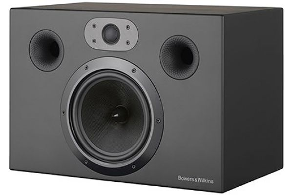 Large image of Bowers & Wilkins CT Series Black 2-Way Speaker (Each) - CT75LCR