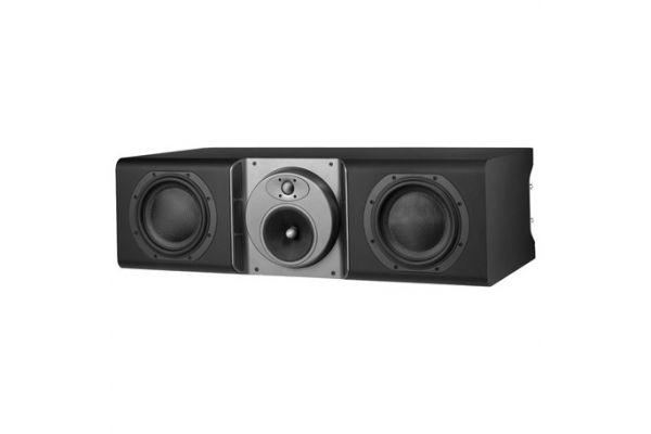 Large image of Bowers & Wilkins CT Series Black Center Speaker - FP22501
