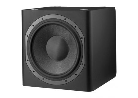 Bowers & Wilkins CT Series CT8 SW Black Subwoofer - CT8SW