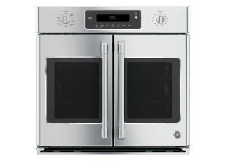 GE Cafe - CT9070SHSS - Single Wall Ovens