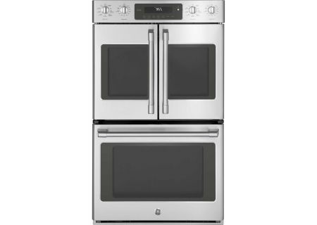 GE Cafe - CT9570SLSS - Double Wall Ovens