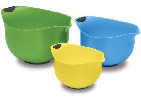 Cuisinart Multi-Color Mixing Bowl Set - CTG-00-3MBM