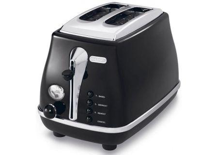 DeLonghi - CTO2003BK - Toasters & Toaster Ovens