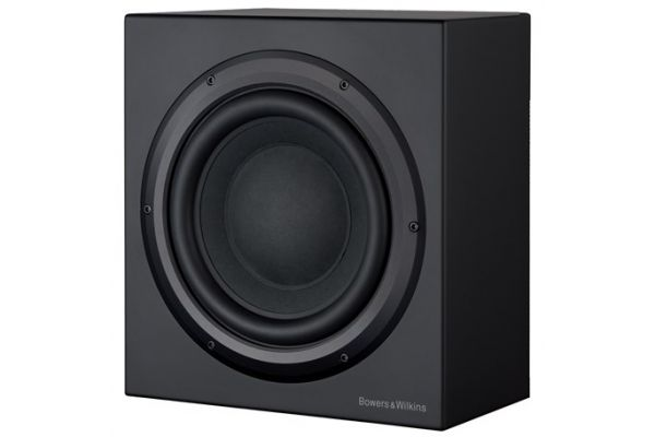 """Large image of Bowers & Wilkins CT Series 15"""" Black Subwoofer - CTSW15"""