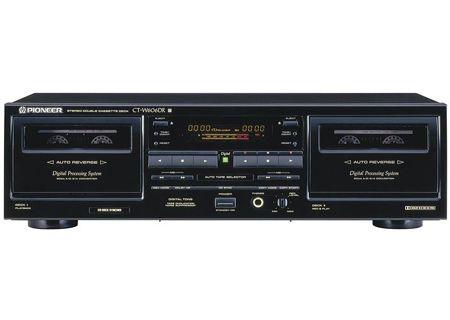 Pioneer - CTW606DR - Cassette Decks