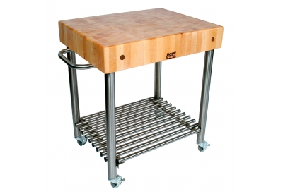 John Boos - CUCD15 - Carts & Cutting Boards