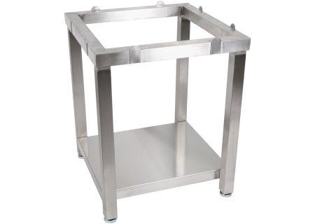 "John Boos & Co. Cuccina Laforza 6"" Stainless Steel Frame - CUCLA24B"