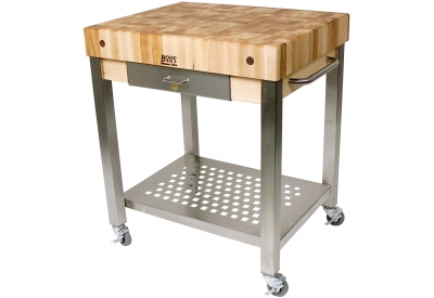 John Boos - CUCT24-D - Carts & Cutting Boards