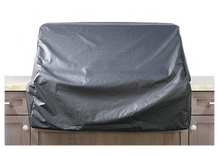 "Viking 42"" Black Built-In Gas Grill Cover  - CV142B1"