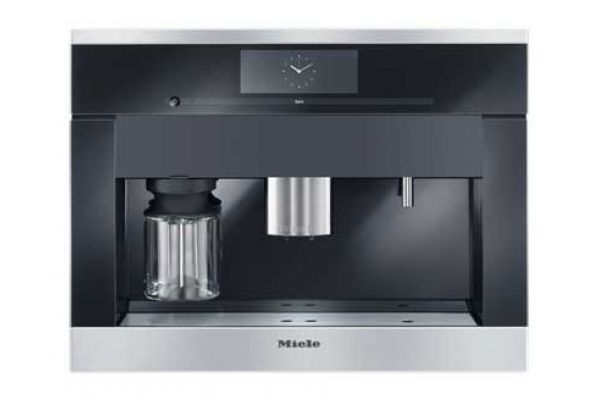 """Large image of Miele 24"""" Non Plumbed Built-In Coffee System - 09676920"""