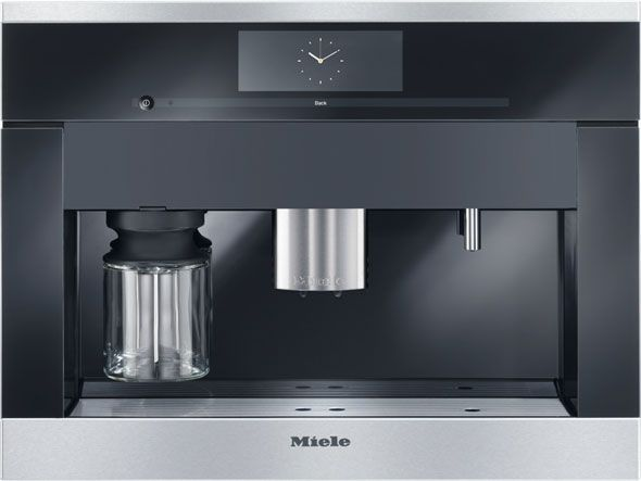 Miele 24 Quot Plumbed Built In Coffee System Cva6805ss