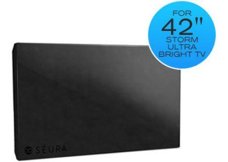 """Seura Storm Ultra Bright 42"""" Outdoor TV Protective Cover - CVR-42-UB"""