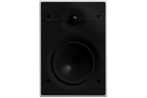 "Large image of Bowers & Wilkins CI 300 Series 6"" White In-Wall Speakers (Pair) - FP32319"