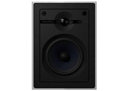 "Bowers & Wilkins CI 600 Series 5"" White In-Wall Speaker - CWM652"