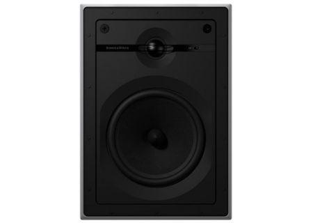 "Bowers & Wilkins CI 600 Series 6"" White In-Wall Speaker - CWM664"