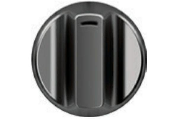 Cafe 5 Brushed Black Electric Cooktop Knobs - CXCE1HKPMBT