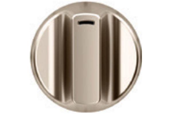 Cafe 5 Brushed Bronze Electric Cooktop Knobs - CXCE1HKPMBZ