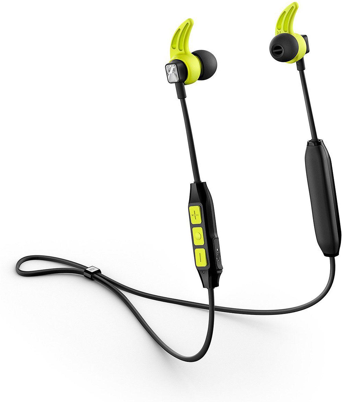 1d442e3ea83 Sennheiser CX Sport Black In-Ear Wireless Headphones - 508256