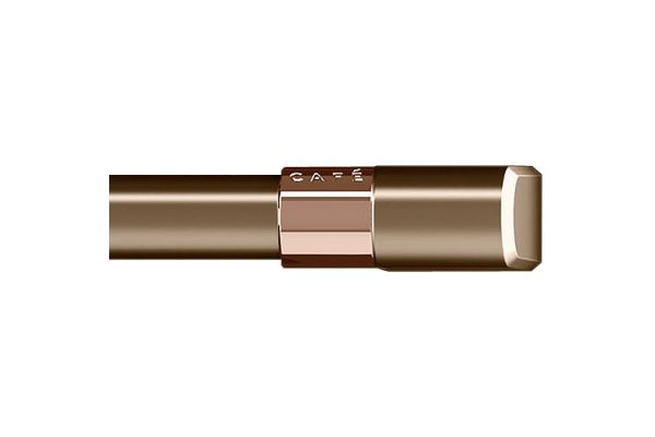 """Large image of Cafe 30"""" Brushed Bronze Handles For Double Wall Oven - CXWD0H0PMBZ"""