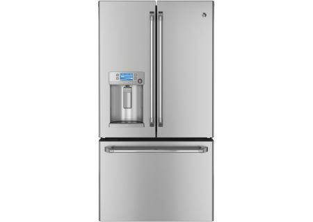 GE Cafe - CYE23TSDSS - Bottom Freezer Refrigerators