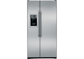 GE Cafe - CZS25TSESS - Counter Depth Refrigerators