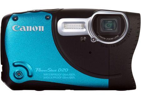 Canon - D20 - Digital Cameras