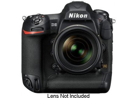 Nikon D5 CF Digital SLR Body - 1558N