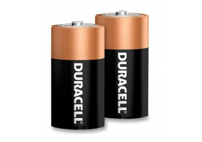 Duracell - D8PACK-1 - Alkaline Batteries