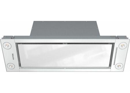 Miele - DA 2690 WH - Custom Hood Ventilation