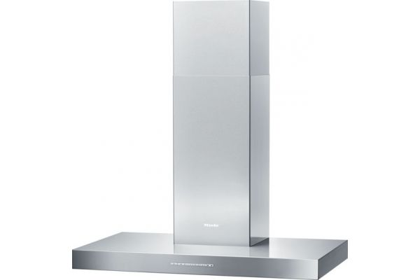 """Large image of Miele 36"""" Incognito Stainless Steel Wall Hood - 09762220"""