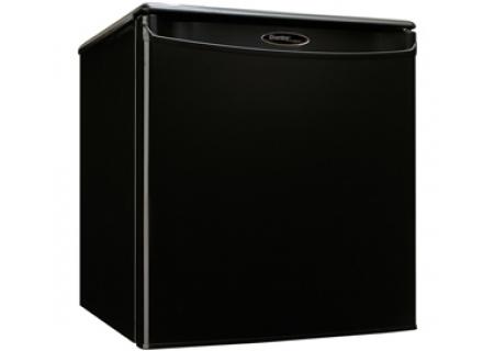 Danby Black 1.7 Cu. Ft. Compact Refrigerator  - DAR017A2BDD