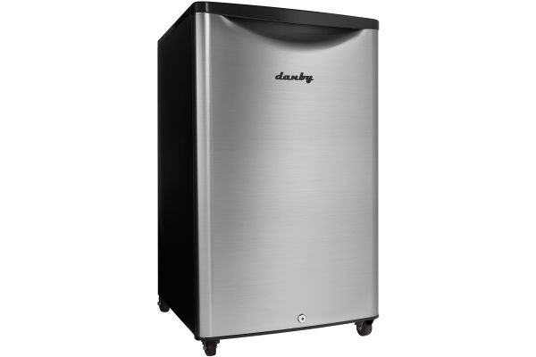 Danby Stainless Steel Outdoor Compact Refrigerator - DAR044A6BSLDBO