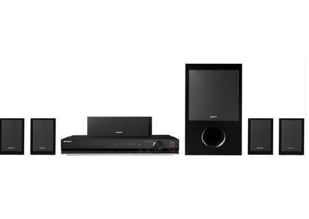 Sony - DAV-DZ170 - Home Theater Systems