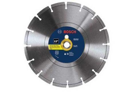"Bosch Tools 12"" Premium Segmented Rim Diamond Blade - DB1241H"