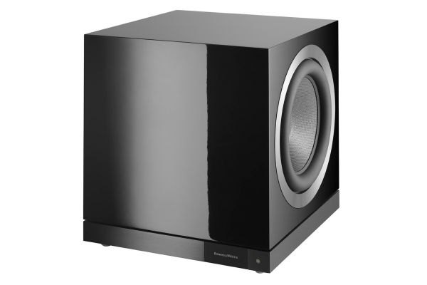 """Large image of Bowers & Wilkins 12"""" Gloss Black DB1D Subwoofer - FP38466"""